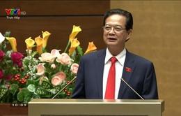 'Việt Nam kiên quyết đấu tranh, bảo vệ độc lập, chủ quyền lãnh thổ, lợi ích quốc gia'