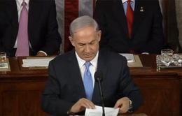 Thủ tướng Israel phát biểu trước Quốc hội Mỹ