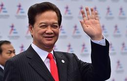 Thủ tướng Nguyễn Tấn Dũng sẽ thăm Vương quốc Thái Lan vào ngày 23/7