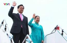 Thủ tướng Nguyễn Tấn Dũng thăm chính thức Malaysia
