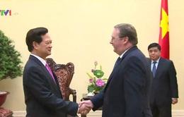 Thủ tướng Nguyễn Tấn Dũng tiếp Đại sứ Hungary