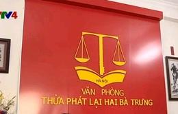 Chế định Thừa phát lại góp phần cải cách hành chính tư pháp