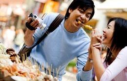 Mẹo hữu ích về ăn uống khi đi du lịch