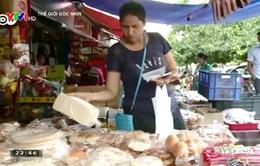 Ấn Độ: 40% rau củ thành phẩm bị lãng phí