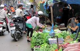 Thị trường thực phẩm những ngày nắng nóng: Thức ăn giải nhiệt lên ngôi