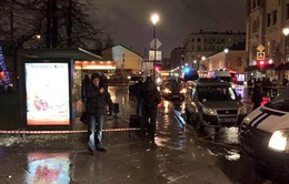 Nổ bom tự chế tại Nga, 4 người bị thương