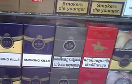 TP.HCM: Thuốc lá lậu bán tràn lan bất chấp lệnh cấm