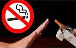 Hôm nay (31/5), Ngày thế giới không thuốc lá