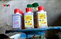 Có sự thiên vị trong thị trường thuốc bảo vệ thực vật ở Phú Thọ?
