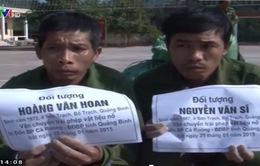Quảng Bình: Bắt giữ số lượng lớn thuốc bom từ Lào về Việt Nam