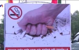 Quảng Nam xây dựng môi trường không khói thuốc