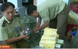 TP.HCM: 6 tháng, bắt giữ gần 1 triệu bao thuốc lá lậu