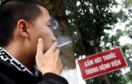Kiểm tra đột xuất một số điểm cấm hút thuốc lá