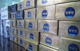 TP.HCM: Bắt giữgần 14.000 bao thuốc lá lậu