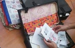 Nghệ An: Khởi tố vụ án, bị can vụ làm hồ sơ thương binh giả