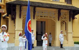 Sáng nay, sẽ diễn ra lễ thượng cờ ASEAN tại TP.HCM