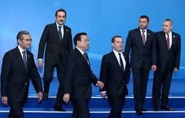 Khai mạc Hội nghị cấp cao Tổ chức Hợp tác Thượng Hải lần thứ 14