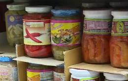 Nhiều mặt hàng nông sản Việt chưa đáp ứng vệ sinh an toàn thực phẩm