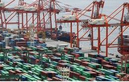 Thương mại toàn cầu thấp nhất trong 6 năm