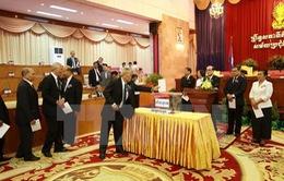 Thượng viện Campuchia thông qua dự luật Hội và Tổ chức phi Chính phủ
