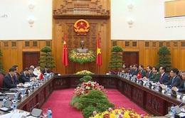'Quan hệ Việt - Trung có bước phát triển tích cực'
