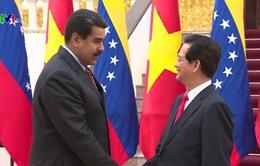 Thủ tướng Nguyễn Tấn Dũng hội kiến Tổng thống Venezuela