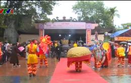 Bắc Ninh tổ chức lễ dâng hương và khai hội Kinh Dương Vương