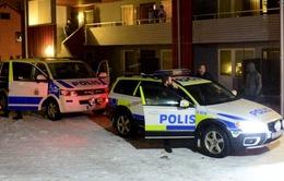 Cảnh sát Thụy Điển bắt nghi can âm mưu tấn công khủng bố