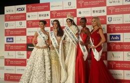 Câu trả lời giúp Thúy Vân giành vị trí thứ 3 tại Hoa hậu Quốc tế 2015