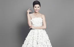 Hoa hậu Quốc tế 2015: Ngắm trang phục dạ hội của đại diện Việt Nam tại đêm CK