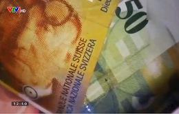 Thuỵ Sĩ: Đồng Franc tăng, kinh tế đối mặt với nhiều thách thức