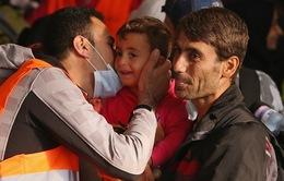 Anh và Pháp công bố kế hoạch tiếp nhận người tị nạn