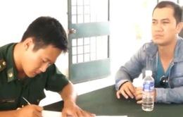Bắt vụ vận chuyển tiền trái phép vào Việt Nam