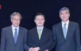 Mỹ hội đàm với Nhật, Hàn về vấn đề hạt nhân tại Triều Tiên