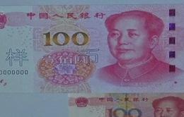 Trung Quốc phát hành đồng 100 Nhân dân tệ mới