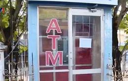 Tái diễn tình trạng phá cây ATM lấy tiền