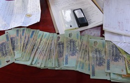 Quảng Nam: Triệt phá nhiều ổ đánh bạc dưới hình thức lôđề