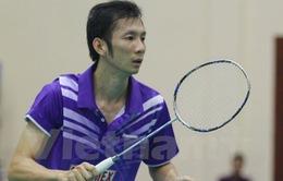 """Tiến Minh """"bật bãi"""" ngay vòng 1 giải Singapore mở rộng 2015"""