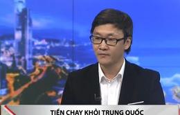 """Dòng tiền """"tháo chạy"""", dự trữ ngoại tệ của Trung Quốc chạm đáy trong 3 năm"""
