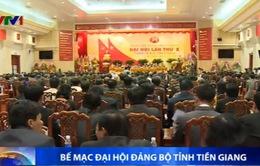 Bế mạc Đại hội Đảng bộ tỉnh Tiền Giang