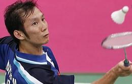 Tiến Minh thua thất vọng ở tứ kết Giải cầu lông tại Mexico