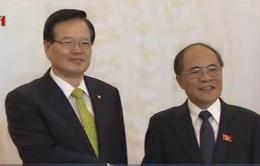 Nâng cao hơn nữa hiệu quả hợp tác giữa Quốc hội Việt-Hàn