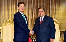 Thủ tướng hội kiến Chủ tịch Hạ viện Malaysia