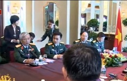 Tiếp xúc song phương Quốc phòng Việt Nam – Trung Quốc