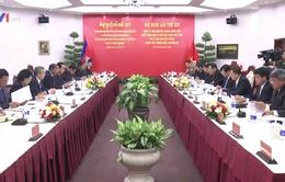 Việt Nam - Campuchia hợp tác tìm kiếm hài cốt liệt sĩ
