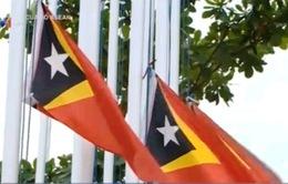 Timor Leste nỗ lực trở thành thành viên ASEAN