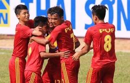 """Chung kết U17 Quốc gia: Cuộc thư hùng của hai """"lò"""" đào tạo trẻ"""