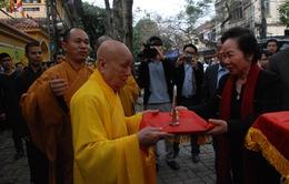 Cung nghinh Ngọc Xá lợi Phật từ Myanmar