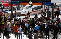Làn sóng nhập cư tác động mạnh tới ngân sách của Đức