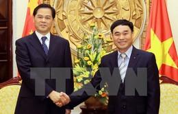 Thúc đẩy hợp tác giữa các địa phương với tỉnh Vân Nam, Trung Quốc